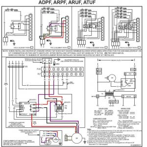 Goodman Heat Pump Wiring Diagram thermostat - Goodman thermostat Wiring Diagram 8t