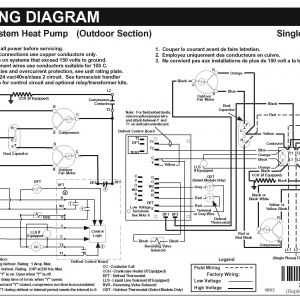 Goodman Heat Pump Wiring Schematic - Free Wiring Diagram Goodman Heat Pump Wiring Diagram thermostat New Goodman Heat Pump Of 8h
