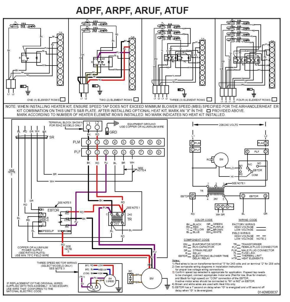 Goodman Hkr Wiring Diagram