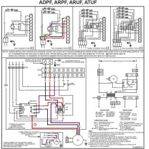 Goodman Package Unit Wiring Diagram - Awesome Goodman Heat Pump thermostat Wiring Diagram 28 About Remodel Goodman Hkr 10 Wiring Diagram 4f