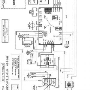 Goodman Package Unit Wiring Diagram - Prime Goodman Heat Pump Package Unit Wiring Diagram Also 9a