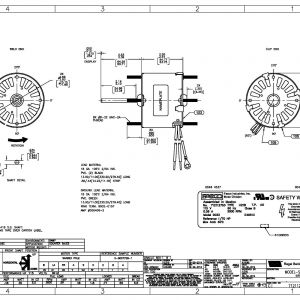 Gould Motor Wiring Diagram - Wiring Diagram for Gould Century Motor Fresh Sensor Wiring Diagram Ao Smith Electric Motors Wiring Diagrams 8r