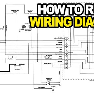 Gps Tracker Wiring Diagram - How to Read An Electrical Wiring Diagram Youtube Rh Youtube Schematic Circuit Diagram Schematic Circuit 9j