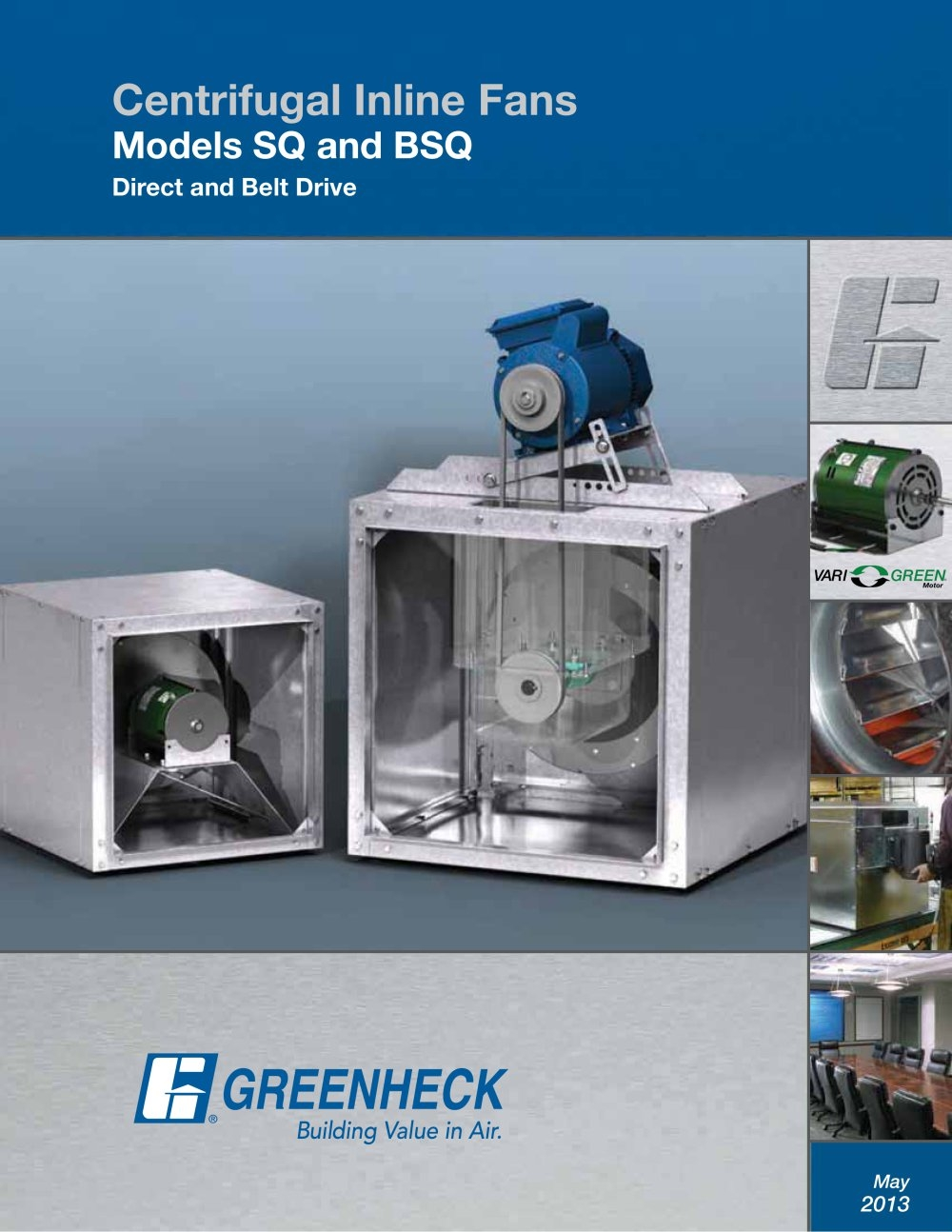greenheck sq wiring diagram Download-Inline Fans Models SQ and BSQ 1 48 Pages 5-l