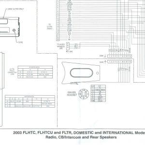 Harley Davidson Radio Wiring Diagram - Wiring Diagram Uhf Radio Reference Harley Davidson Radio Wiring Diagram Beautiful Schémas électrique 17p