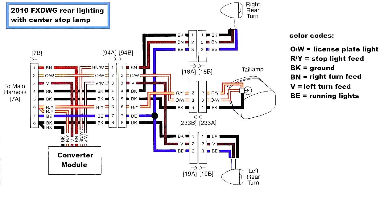 2010 Mack Light Wiring Diagram