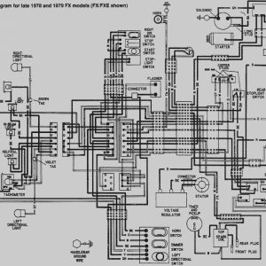Harley Davidson Wiring Diagram - Trend 1980 Harley Davidson Flh Wiring Diagram Sch Mas Lectrique Des Big Twin Diagrams for 13b