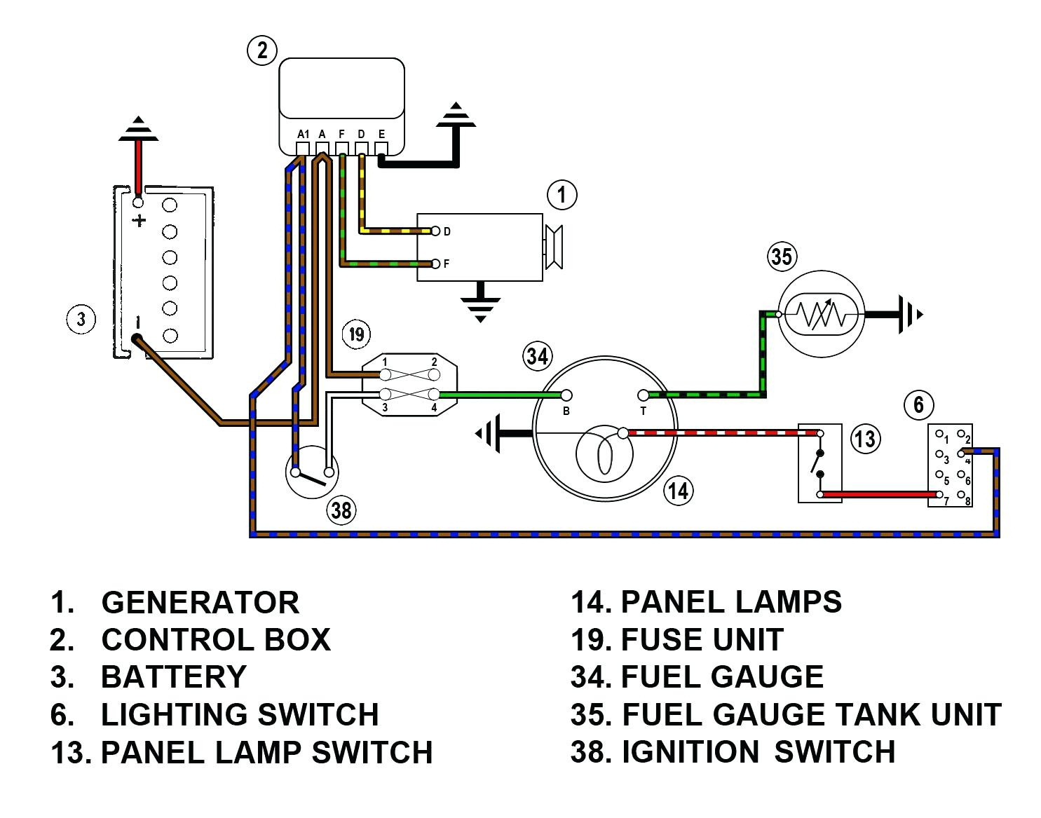harley fuel gauge wiring diagram Collection-Wiring Diagram Detail Name harley fuel gauge 17-t