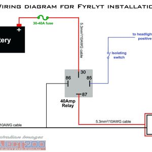 Headlight socket Wiring Diagram - Headlight Wiring Diagram without Relay Inspirationa Lovely Headlight socket Wiring Diagram Diagram 16g
