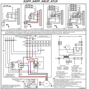 Heat Pump Wiring Diagram Goodman - Goodman Heat Pump Package Unit Wiring Diagram Download Goodman Heat Pump thermostat Wiring Diagram and 10r