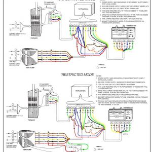 Heat Pump Wiring Diagram Schematic - Heat Pump Wiring Diagram Schematic Luxury Charming Lennox thermostat Wiring Diagram Inside Contemporary 7q