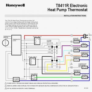 Heat Pump Wiring Diagram Schematic - New Heat Pump thermostat Wiring Diagram Trane Heat Pump Wiring with thermostat Diagram Gooddy org Heat Pump Wiring Diagrams 8a
