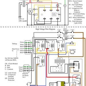 York Heat Pump Wiring Diagram on
