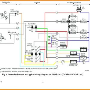 Heat Trace Wiring Diagram - Heat Trace Wiring Diagram Unique Honeywell S Plan Central Heating Wiring Diagram Plus with 13o