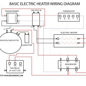 Heater Blower Motor Wiring Diagram - Wiring Diagram for Gas Fireplace Blower Fresh York Blower Motor Wiring Diagram Example Electrical Wiring Diagram 13k