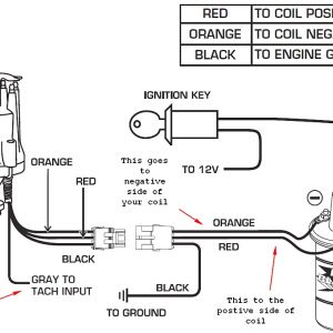 Hei Distributor Wiring Diagram - Hei Distributor Wiring Diagram Ignition Coil Distributor Wiring Diagram Database 18d