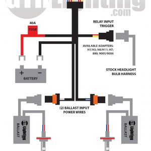 Hid Wiring Diagram with Relay - Wiring Diagram for Hid Relay Best Jd1914 Relay Wiring Diagram 11p