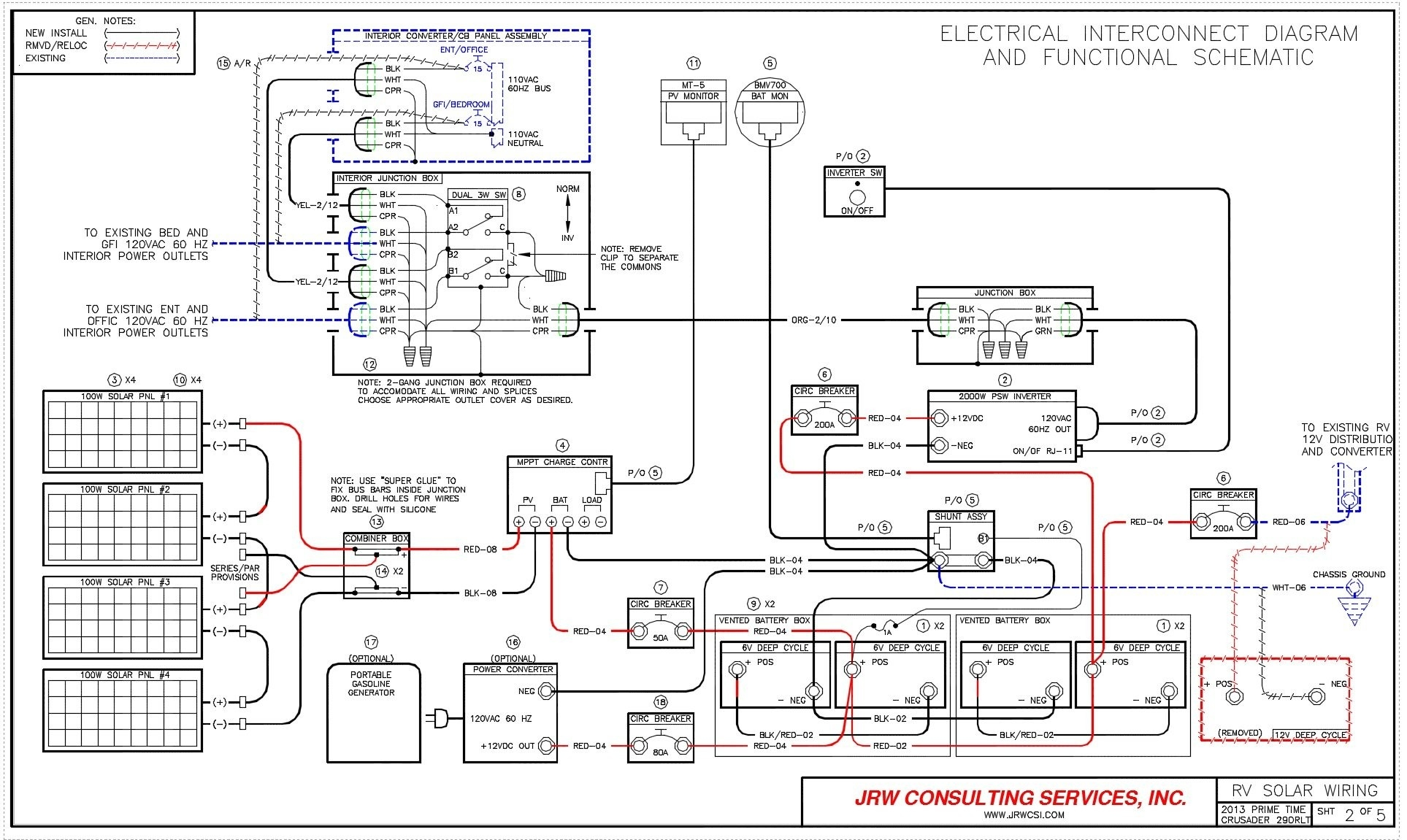 holiday rambler wiring schematic Download-Wiring Diagram for Rv Park Valid Rv solar Wiring Diagram Unique Rv Park Wiring Diagram Wiring 14-e