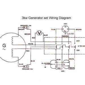 Home Standby Generator Wiring Diagram - Wiring Diagram Home Generator New Wiring Diagram Backup Generator & Schematic Diagram Generator 6d