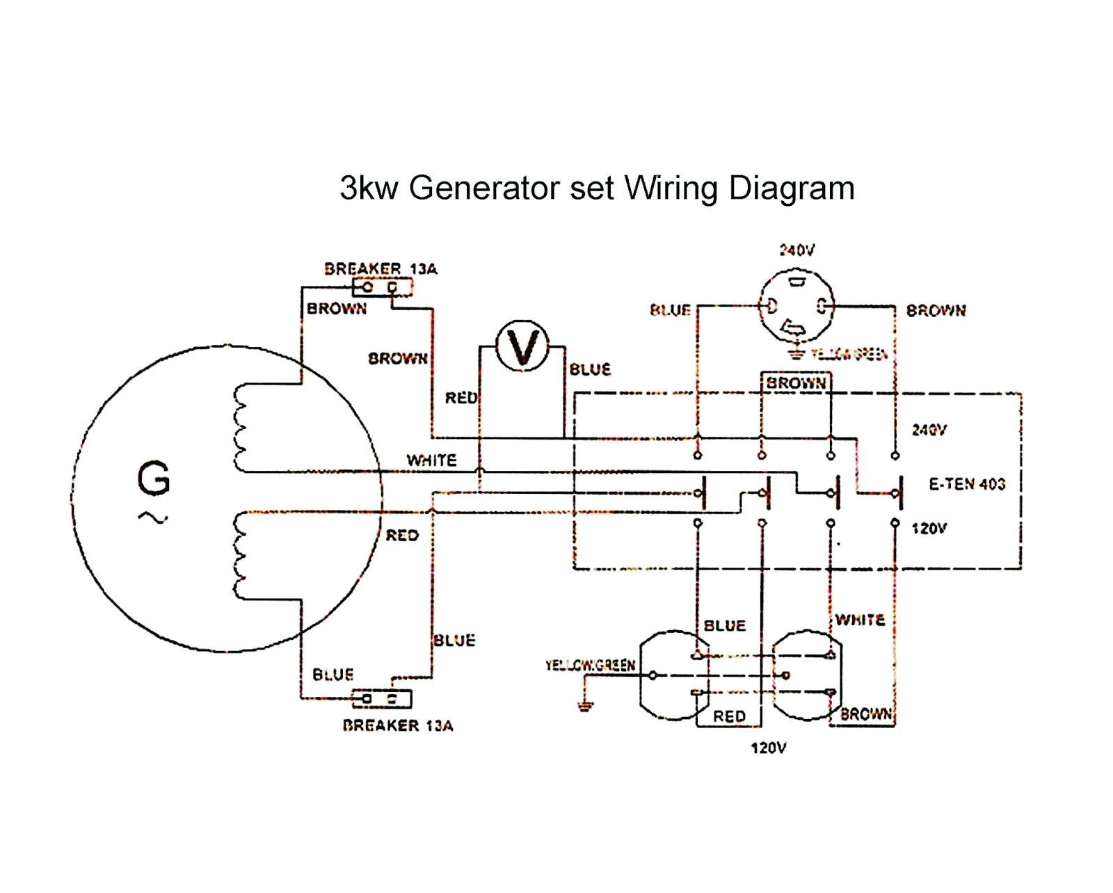 home standby generator wiring diagram Download-Wiring Diagram Home Generator New Wiring Diagram Backup Generator & Schematic Diagram Generator 14-r