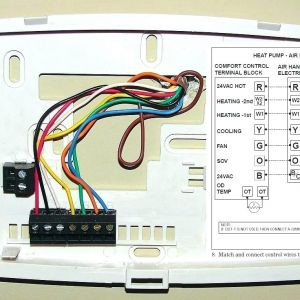 Home thermostat Wiring Diagram - Wiring 17l