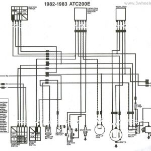 Honda 300 Fourtrax Ignition Wiring Diagram - Honda 300 Fourtrax Ignition Wiring Diagram 1988 Honda Fourtrax 300 Parts Diagram Awesome Honda Fourtrax 12f