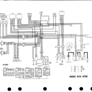 Honda 300 Fourtrax Ignition Wiring Diagram - Honda 300ex Wiring Diagram Collection Honda 300 Fourtrax Wiring 10 H 12p