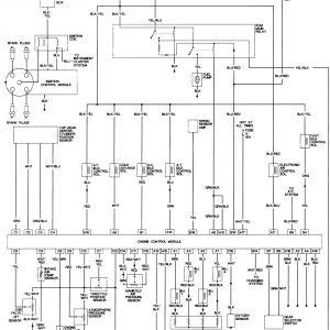 Honda Accord Wiring Harness Diagram - 1996 Honda Accord Wiring Diagram Collection Fig 20 L 12k
