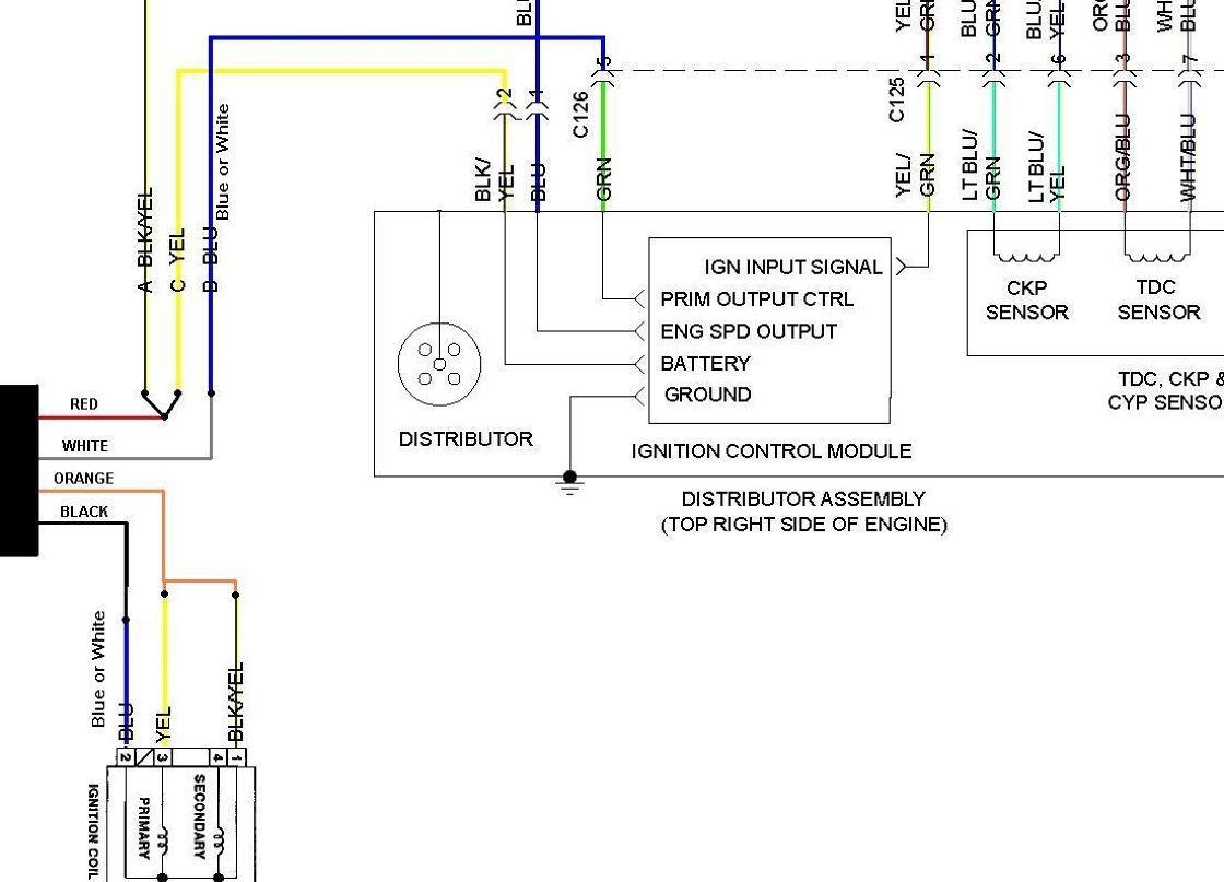 97 Accord Wiring Harness - Wiring Diagram Schematics on