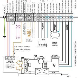 Honda Generator Remote Start Wiring Diagram - Generac Generator Transfer Switch Wiring Diagram Generac Automatic Transfer Switch Wiring Diagram Inside Portable 11q