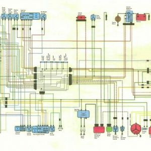 Honda Rebel 250 Wiring Diagram - Rebel 450 Wiring Diagram Diy Wiring Diagrams • 9i