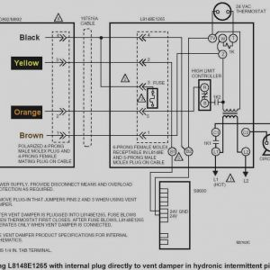 Honeywell Aquastat L8148e Wiring Diagram - Enchanting Honeywell Rth3100c1002 Wiring Diagram for Vignette Honeywell L8148a Wiring Diagram 2b