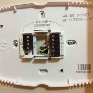Honeywell Mercury thermostat Wiring Diagram - Honeywell Mercury thermostat Wiring Diagram New Honeywell Wiring Diagrams Honeywell Digital thermostat Rth6580wf 11a
