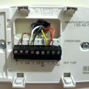 Honeywell Mercury thermostat Wiring Diagram - Honeywell Mercury thermostat Wiring Diagram Save Luxury Honeywell Digital thermostat Wiring Diagram Elaboration 3f