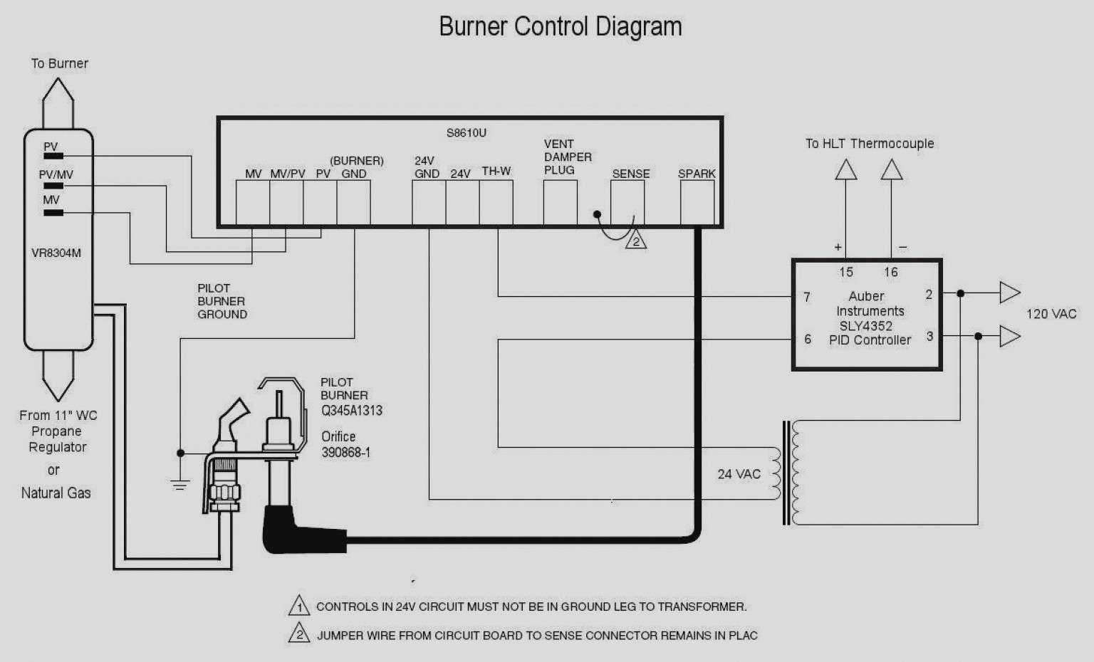 Honeywell Rm7840l1018 Wiring Diagram