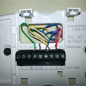 Honeywell Rth2300 Rth221 Wiring Diagram - Wiring Diagram for Honeywell thermostat Rth221 Refrence Well Pump Wire Cable Likewise Honeywell Ac thermostat Wiring 17g