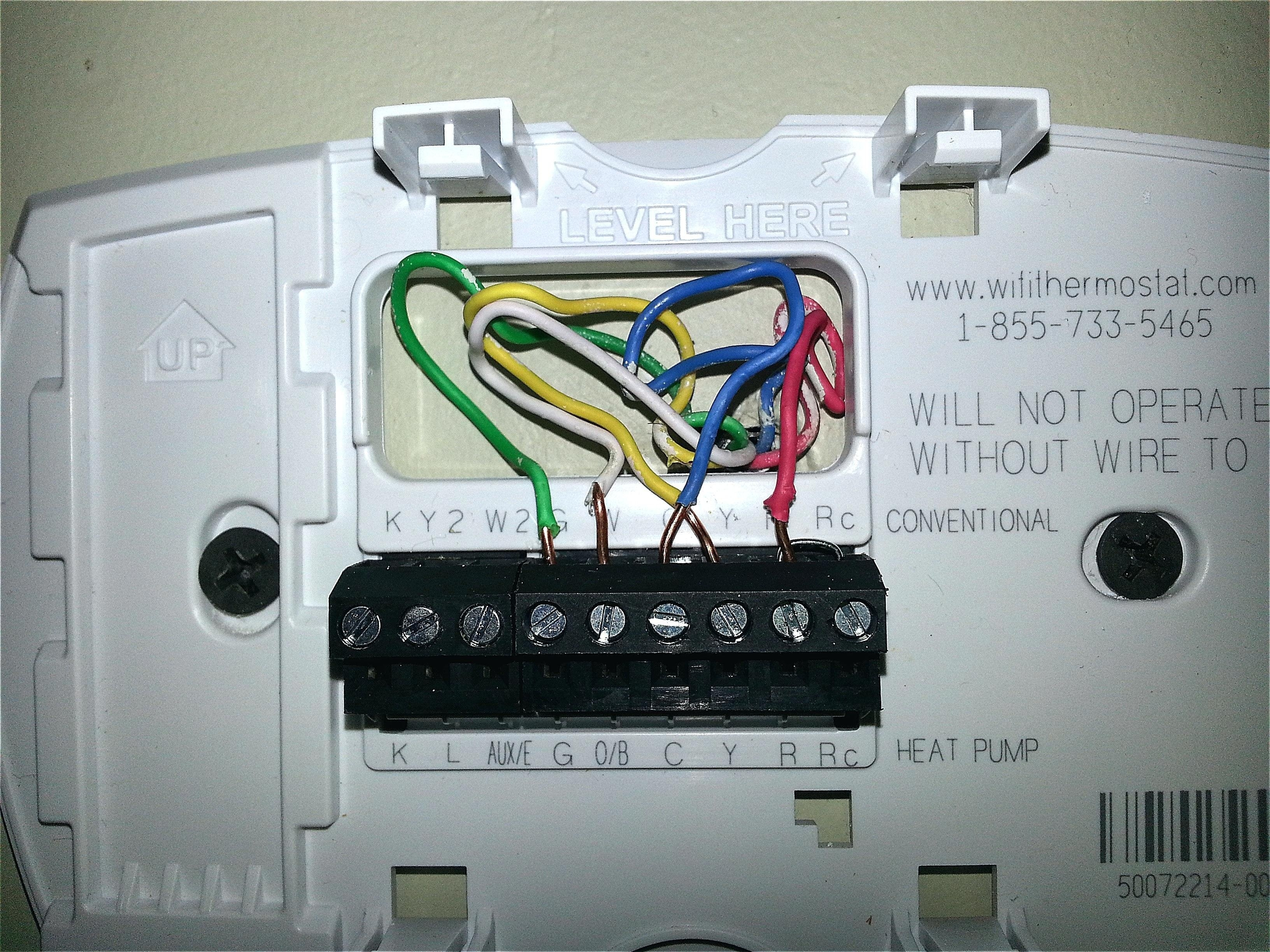 Thermostat Wiring for Dummies