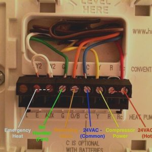 Honeywell Th5220d1003 Wiring Diagram - 27 Gallery Wiring Diagram for Honeywell thermostat Th5220d1003 Going 18h