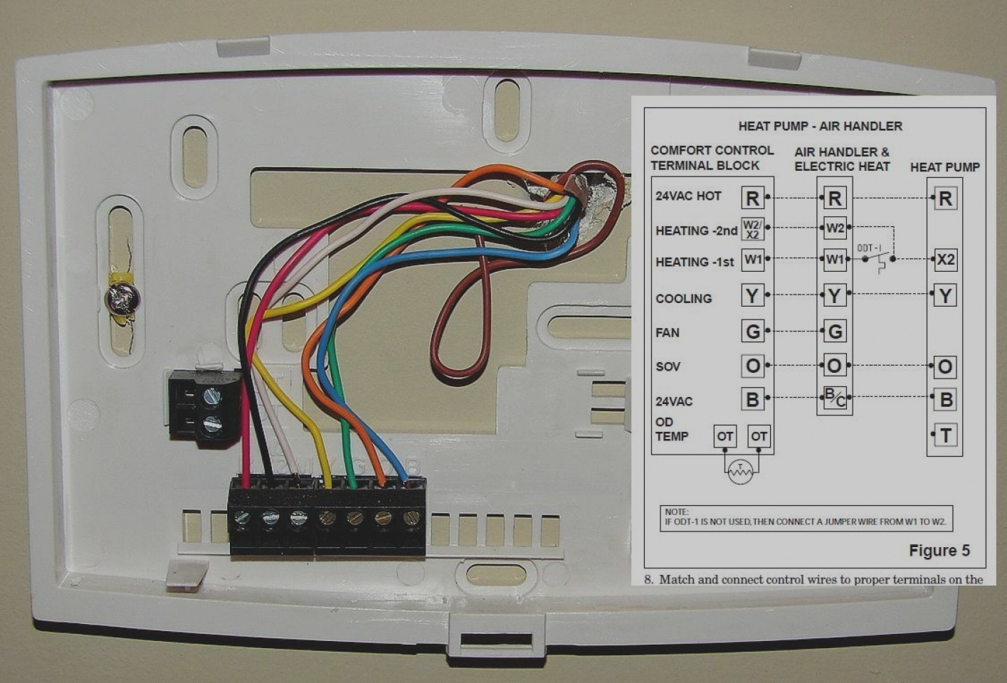 honeywell th5220d1003 wiring diagram honeywell thermostat th5220d1003 wiring diagram
