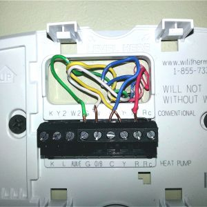 Honeywell Th5220d1003 Wiring Diagram - Honeywell thermostat Rth7600 Wiring Diagram Rth7600 thermostat after Installation Fair Wiring Honeywell thermostat Wiring Diagram 11d