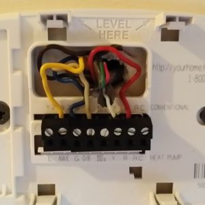 Honeywell thermostat Th3110d1008 Wiring Diagram - Wiring Diagram for Honeywell thermostat Th3110d1008 New Beautiful Best Honeywell Heat Pump thermostat Wiring Diagram S 12b