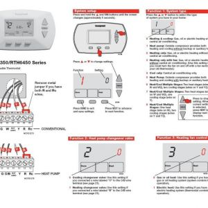 Honeywell thermostat Wiring Diagram 3 Wire - Wiring Diagram Detail Name Honeywell thermostat Wiring Diagram 3 Wire – Wiring Diagram Get Image Honeywell 11e