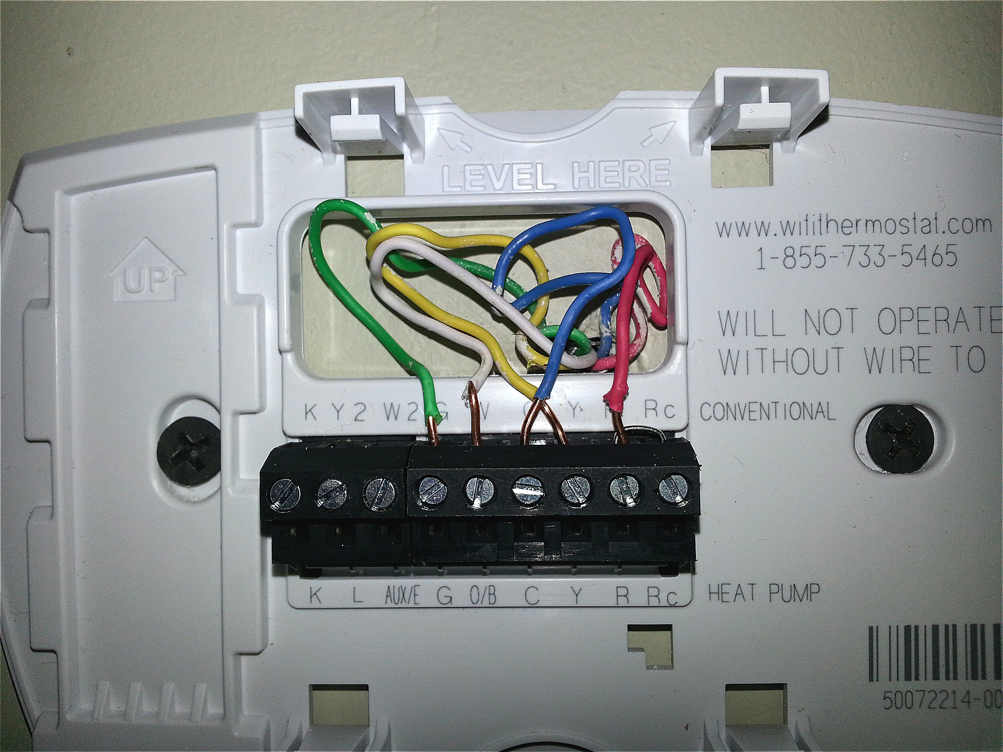 honey well thermostat to goodman heat pump wiring diagram rthl 3550 Honeywell Personal Fans