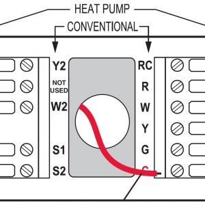 House thermostat Wiring Diagram - Wiring Diagram for House thermostat Fresh Honeywell thermostat Wiring Instructions Diy House Help Incredible 3h