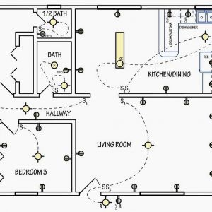 House Wiring Diagram Pdf - Electrical Symbols are Used On Home Electrical Wiring Plans In order to Show the… 13m