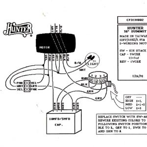 Hunter 3 Speed Fan Switch Wiring Diagram - Wiring Diagram for Ceiling Fan Speed Switch New Wiring Diagram for Ceiling Fan Switch New Hunter 15l