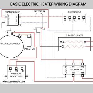 Hvac Fan Relay Wiring Diagram - Hvac Fan Wiring Diagram Best Hvac Relay Wiring Diagram Save Basic Relay Wiring Diagram New Fan 20g