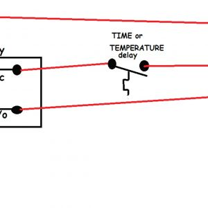 Hvac Fan Relay Wiring Diagram - Hvac Fan Wiring Diagram Valid Fan Relay Wiring Diagram Wiring 14f