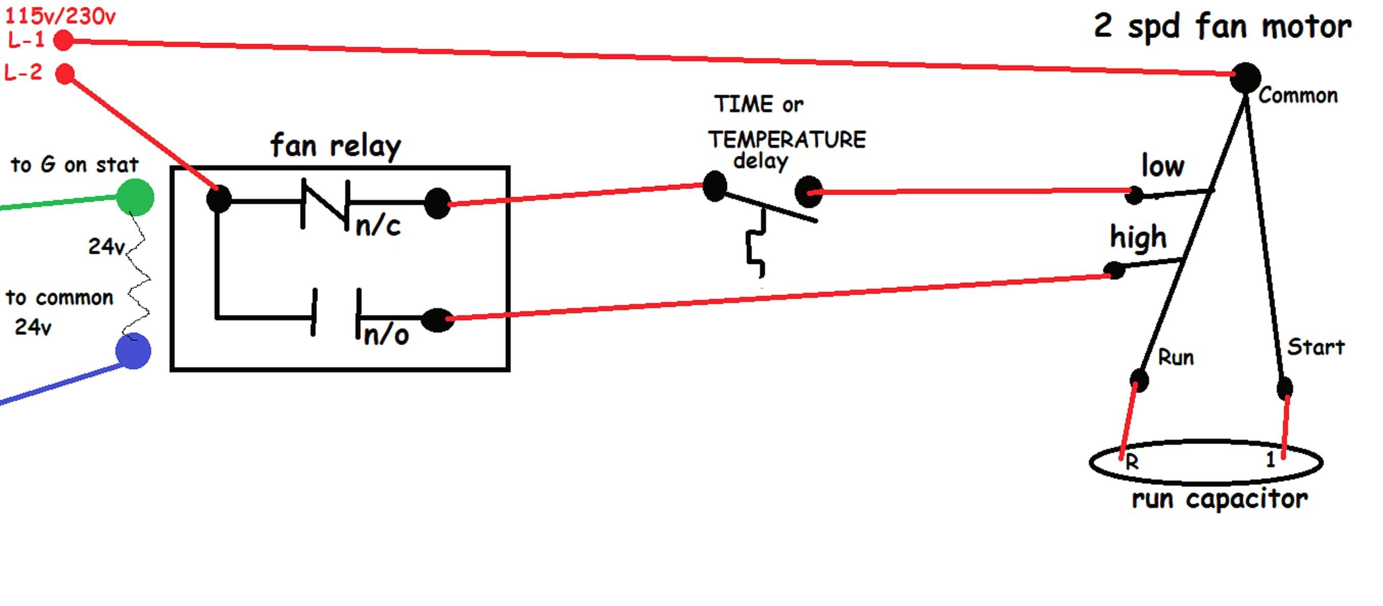 hvac fan relay wiring diagram Download-Hvac Fan Wiring Diagram Valid Fan Relay Wiring Diagram Wiring 13-b