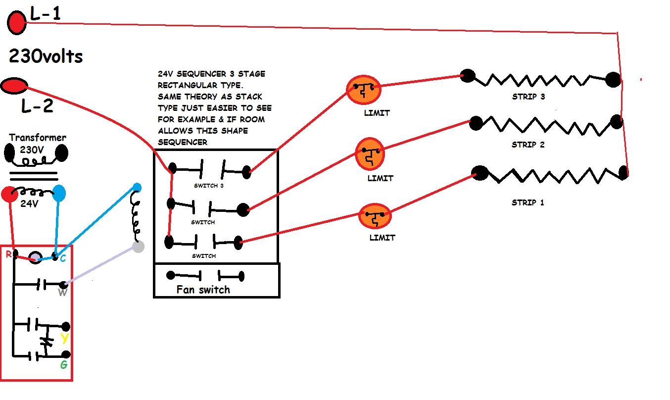 Hvac Fan Relay Wiring Diagram